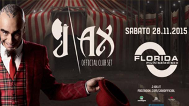 J-Ax Official Dj Set @ discoteca Florida